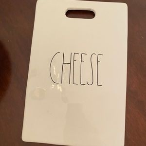 Rae Dunn cheese board